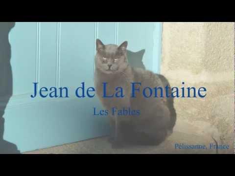 French Fable - Le Corbeau et le Renard by Jean de La Fontaine - Slow Reading