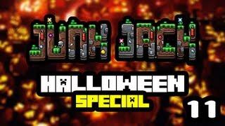 Junk Jack | Let's Play | Episode:11 Halloween Special!