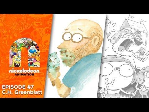 Episode 7: C.H. Greenblatt | Nick Animation Podcast