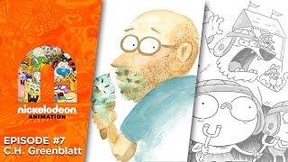 Episode 7: C. H. Greenblatt   Nick-Animation, Podcast