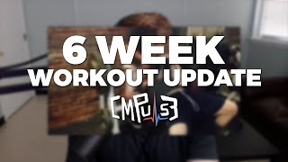 6 week workout update may 2016 june 2016