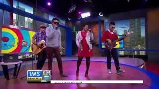 IMS - Talkshow dan Penampilan Souljah menyanyikan lagu Bersamamu