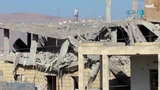 نظام الأسد يغير على ريف حلب الشمالي