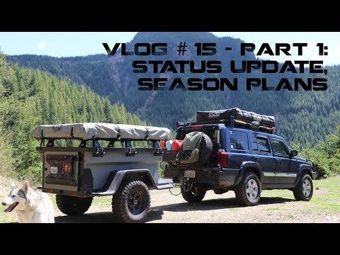 VLOG #15: Part 1 - Quick Update