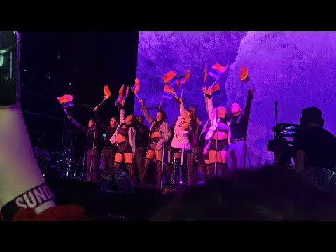 Ariana Grande - Live At Manchester Pride Mayfield 2019