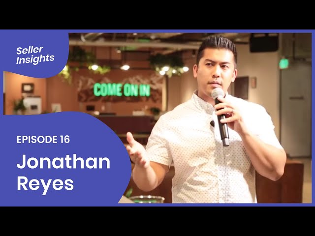 Amazon Private Label Business Tips | Seller Insights: Jonathan Reyes