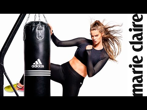 Behind The Scenes: Robyn Lawley Wellness Shoot (Feb 2017)