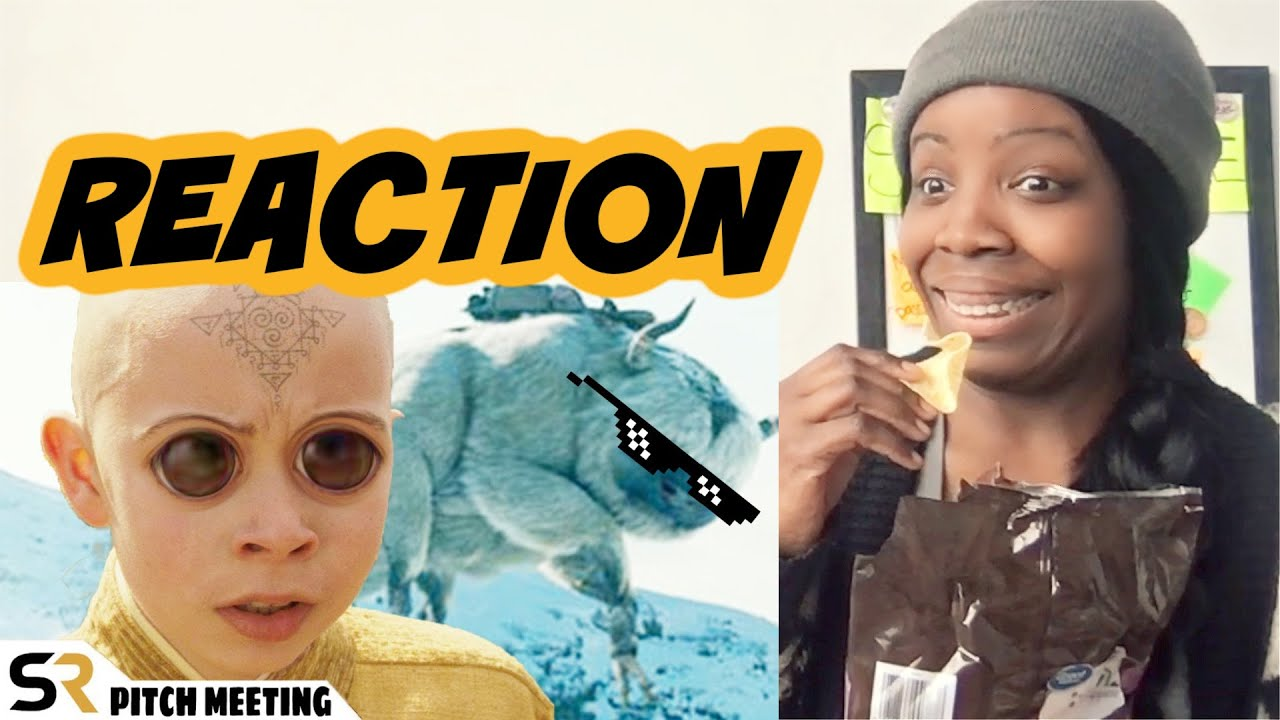 Download The Last Airbender PITCH MEETING reaction
