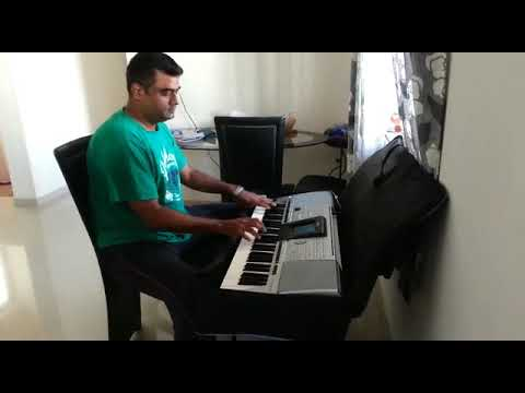 Itti si khushi Barfi Instrumental by Atul Paturkar on Yamaha PSR3000