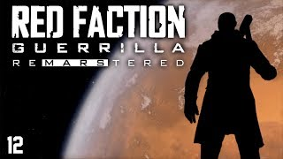 Stealth! - Red Faction: Guerrilla Re-mars-stered (Remastered) PC Gameplay part 12