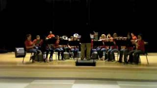 Bristol High School Band-Novo Lenio by Sam Hazo