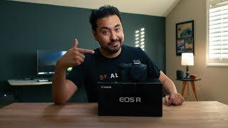 I Bought a Canon EOS R DID I MAKE a MISTAKE?