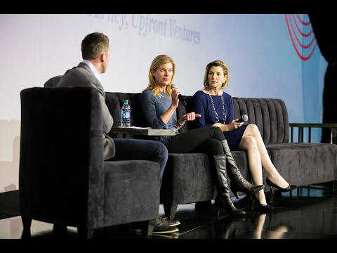 Sallie Krawcheck and Robin Hauser: Workplace Bias and Women in Leadership | Upfront Summit 2017