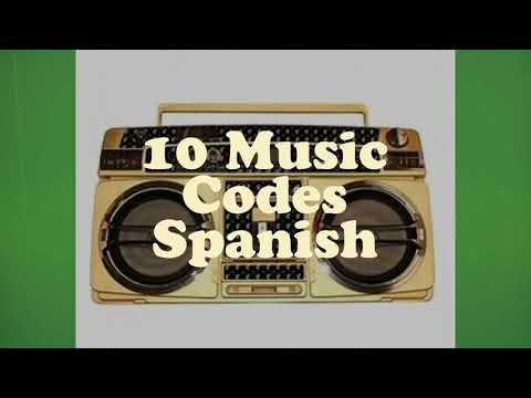 10 Latino Music Codes (Roblox)