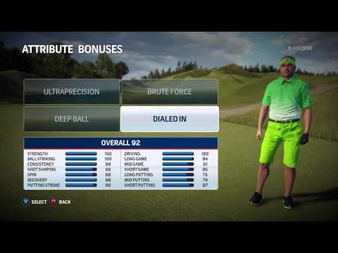 Secrets to Rory Mcllroy PGA TOUR 2015 - MUST WATCH - Attributes
