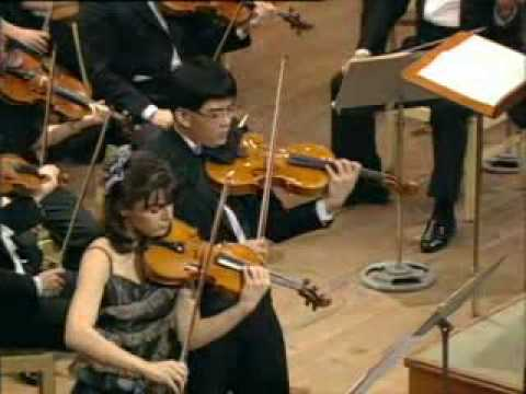 Mozart-Sinfonia Concertante for Violin and Viola, 1-1