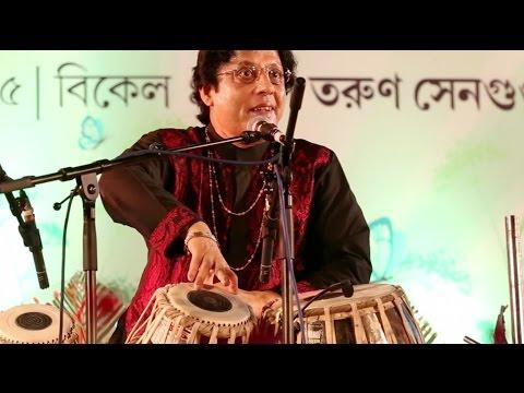 Tabla Solo Pandit Anindo Chatterjee - 2015 Live in Calcutta