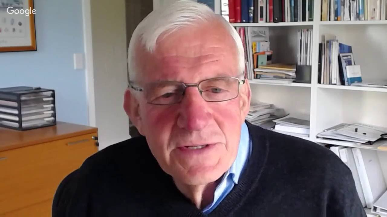 Paul Barratt, Former Australian Secretary Of Defence, on East ...
