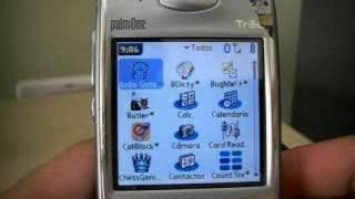 skinUI para Palm OS
