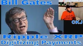 Bill Gates, world Bank,  Better Than Cash Alliance Ripple XRP Digitizing Payments Rwanda Madonna