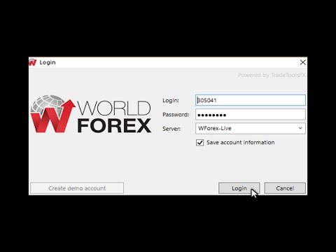 Торговля Бинарными опционами из MT4 Wforex
