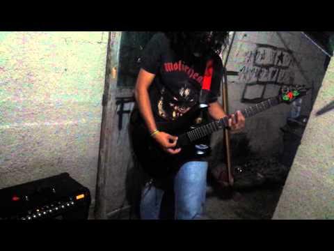 Ojos de ira - BlackLord [ Cover ]