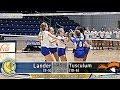 Lander Volleyball vs. Tusculum