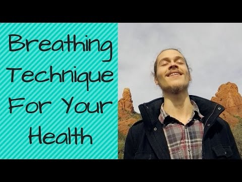 TAOIST BREATHING TECHNIQUE FOR BEAUTY AND LONGEVITY
