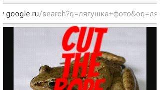 Cut the rope #1 я и леденец!