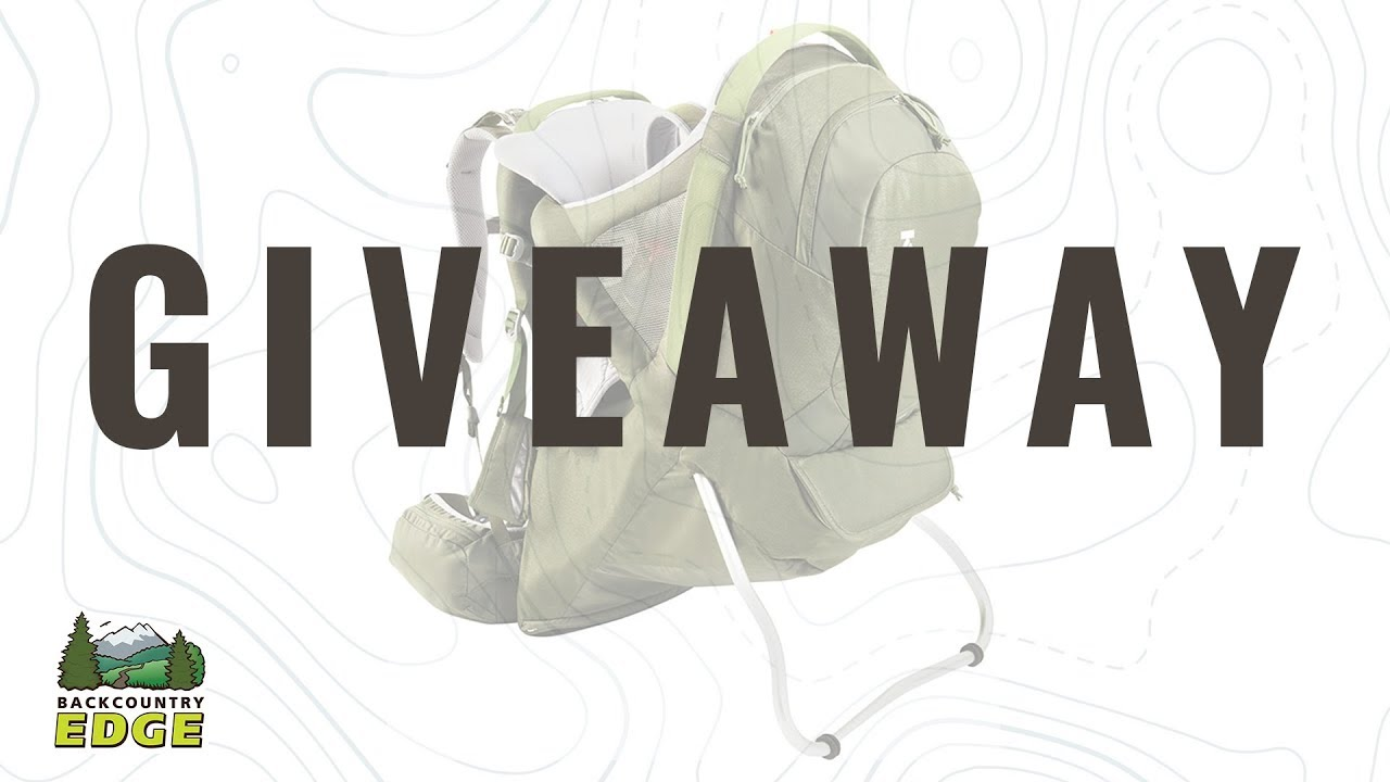 e842e7a7e98 Kelty Journey PerfectFIT Signature Child Carrier ~ Giveaway - YouTube