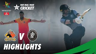 Full Highlights | Sindh Vs KP | Pakistan Cup 2021 | PCB | MA2T