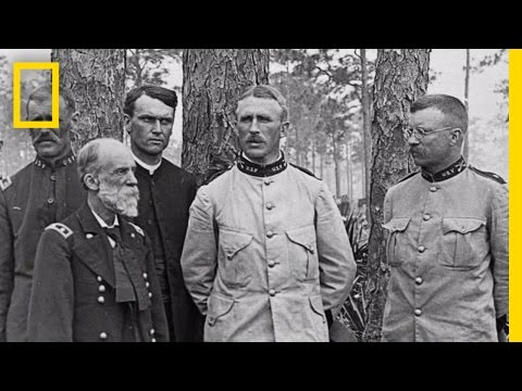 Who Were The Rough Riders? | Explorer