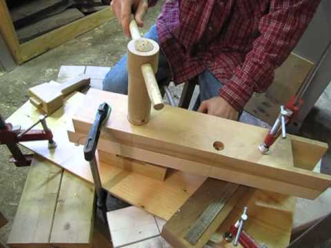 Making Wooden Nuts