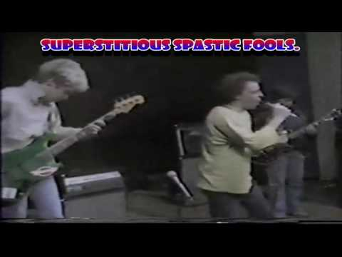 Crucifucks - Hinkley Had a Vision (Live) w/Lyrics