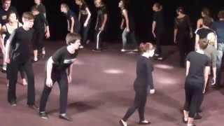 Актерское мастерство обучение онлайн  - упражнение на