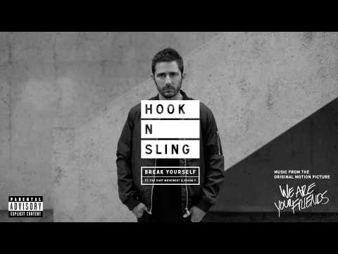 "Hook N Sling ""Break Yourself"" ft. Far East Movement and Pusha T"