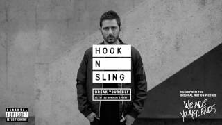 """Hook N Sling """"Break Yourself"""" ft. Far East Movement and Pusha T"""