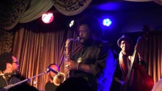 Kamasi Washington, Terrace Martin and Robert Glasper live in Los Angeles