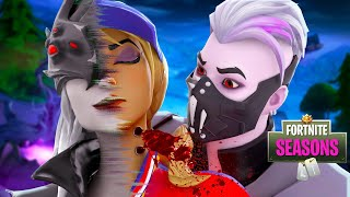 Vampire Drift's LOVE BITE gets him a GIRLFRIEND !! Fortnite Season 6 Short Film