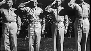 """Wings Up"" WW2 USAF Officer Candidate School - 1943"