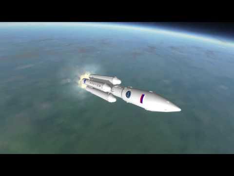 Rocket Profile - Angara A5