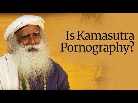 Is Kamasutra Pornography?
