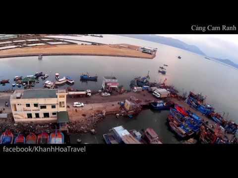 Toàn cảnh thành phố Cam Ranh & huyện Cam Lâm  (Khánh Hòa)