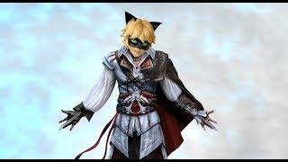 Леди баг и Супер кот  Ассасин трейлер (Рус)