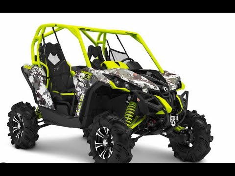 2015 Can Am Utv Line Up First Look Review Youtube