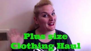 Plus Size Clothing Haul - Joules, White Stuff, Boden, H&M - Katy Beach