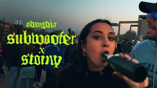 ODMGDIA - SUBWOOFER x STOMP prod. John (Official Video)
