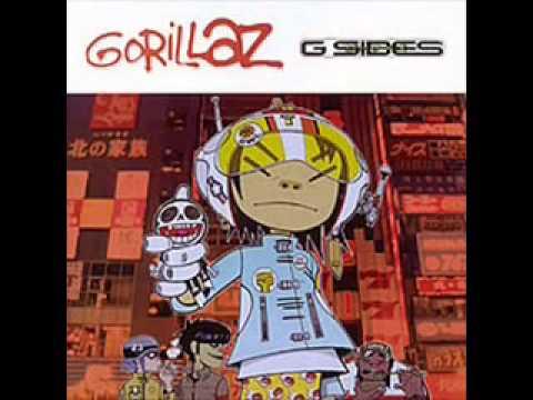Gorillaz G Sides (Full Album)