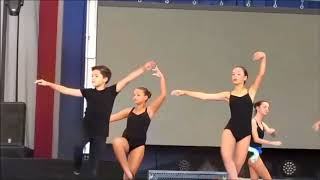 AMAZING MODERN DANCE live in Spain with TimeLapse effects 2017 mp4