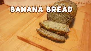 Failproof Banana Bread Recipe that Everyone Can Make #TAWEasyKitchen